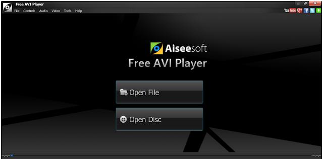 تحميل برنامج مشغل 4K مجانا للكمبيوتر Free AVI Player for Windows
