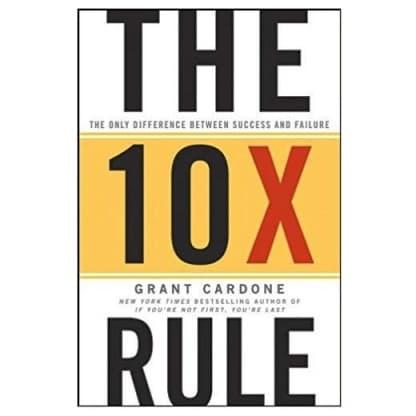 قانون العشرة اضعاف X10
