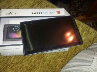 Privileg MID-72K tablet