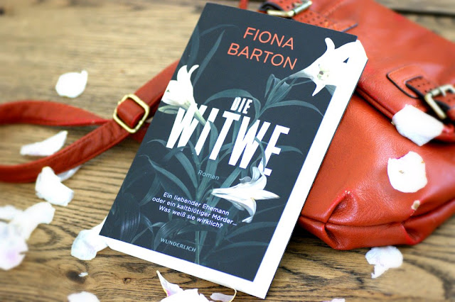Rezension Die Witwe von Fiona Barton www.nanawhatelse.at