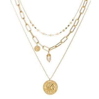 collier bijoux fantaisie pas cher