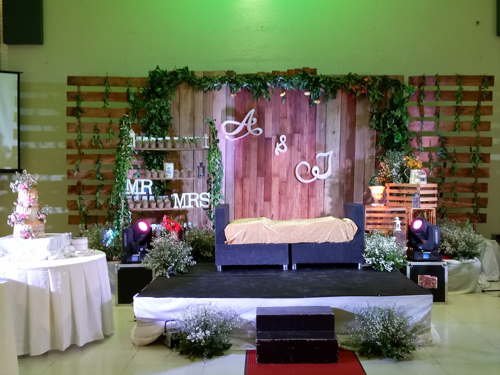 the wedding planner blog country rustic wedding theme