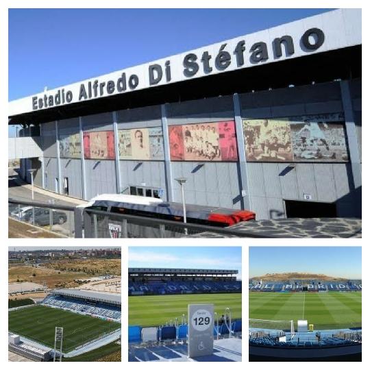 ملعب ريال مدريد الجديد