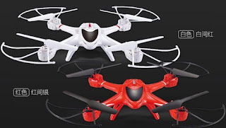 MJX X400 FPV 2.4G 6 Axis RC Quadcopter Drone