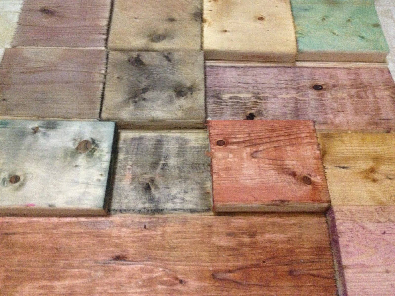 Diy Food Coloring Wood Stains