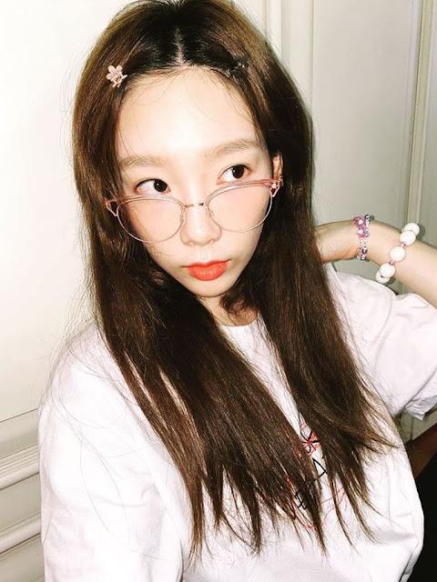 SNSD Taeyeon Eyebis