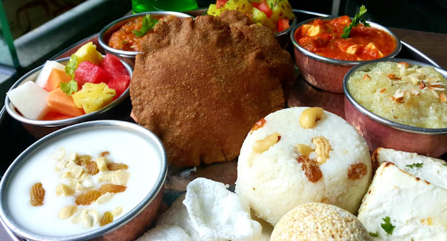 ​REVERE THE SPIRITS OF NAVRATRA WITH CHEF SPECIAL THALI AT RADISSON NOIDA