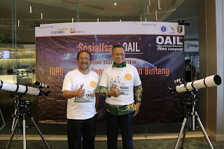 Pemprov Lampung Support Pembangunan Obsevatorium