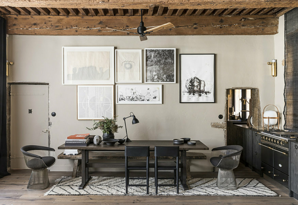 Apartment Moliere in Lyon by Maison Hand