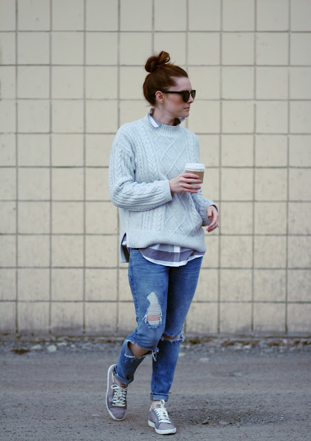 Fall Layering Outfits