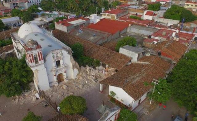 Europa, lista para ayudar a México por el terremoto