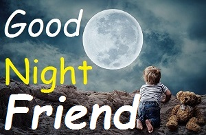 good night images for friends whatsapp free download