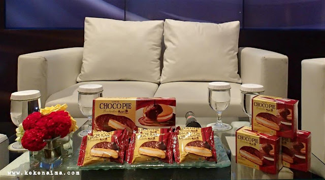 Lotte choco pie, best moment best bonding