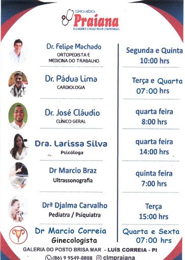 Clínica Médica Praiana