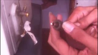 Contoh hasil cara mudah fraring pipa ac