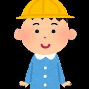 幼稚園生の男の子のイラスト(水色の制服)
