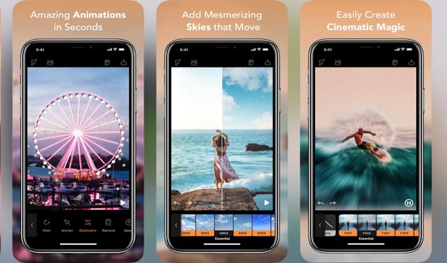 تطبيق رائع يضيف شيئ راهيب إلى صورك و ابهر بها اصدقائك