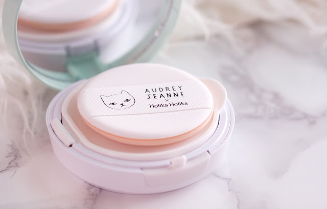 cushion foundation Holika Holika Dodo Cat