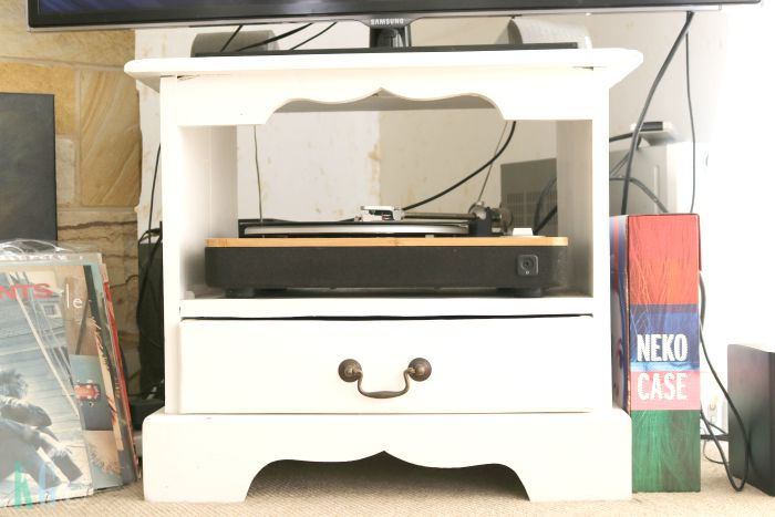 How I got the perfect entertainment unit for free