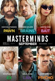Watch Masterminds Online Free Putlocker