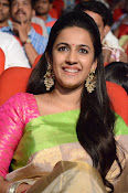Niharika at Oka Manasu Audio function-thumbnail-16
