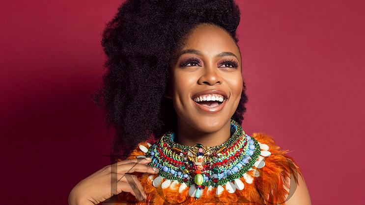 Nomzamo Mbatha Shines On True Love Magazine's September 2020 Cover!