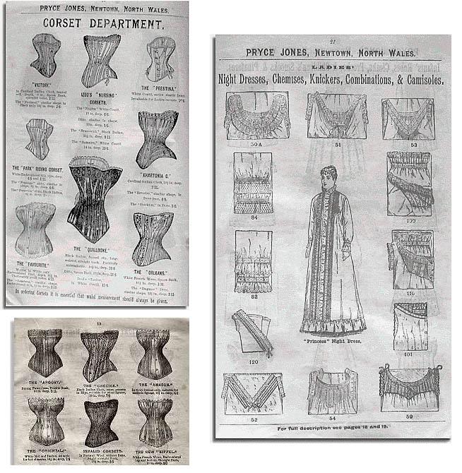 Pryce-Jones catalogue