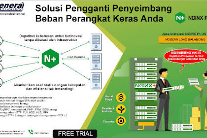 Jasa Instalasi NGINX PLUS General Solusindo 0812-1791-6273
