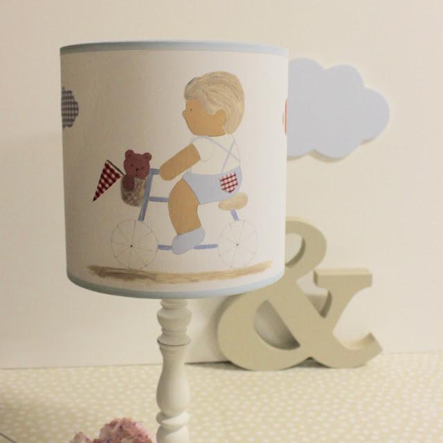 pantalla-infantil-lámpara-artesanal-techo-y-sobremesa