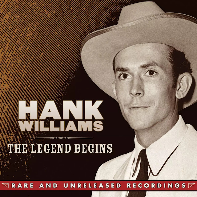 Un 17 de setiembre nacía Hank Williams.