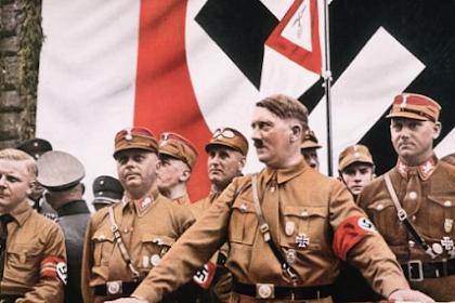Inilah, 7 kebaikan Nazi yang Disembunyikan Dunia