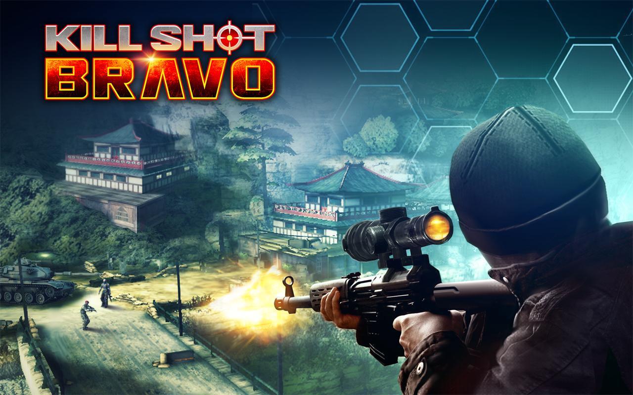 kill shot bravo mod apk terbaru