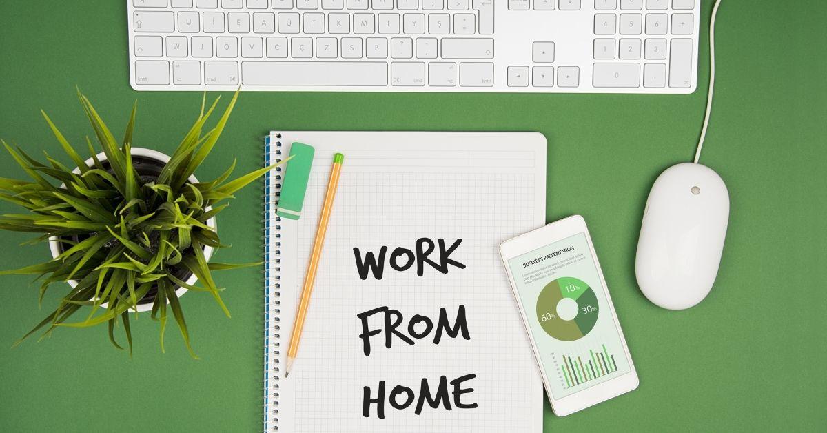 العمل من المنزل وتحقيق الأرباح