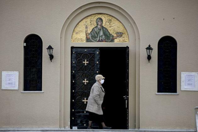 Ιερά Σύνοδος: Ανοιχτές με ωράριο οι εκκλησίες την Μ.Εβδομάδα