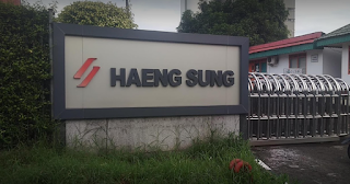 Lowongan Kerja MM2100 Marketing PT. Haeng Sung Raya Indonesia Cikarang