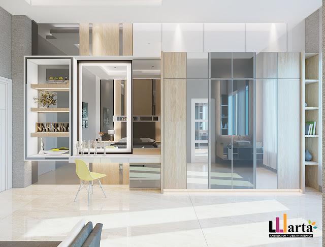Desain Kamar Utama Ruang Tamu Premium Mewah Minimalis