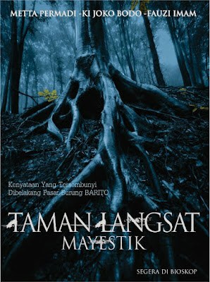 Poster Film Taman Langsat Mayestik