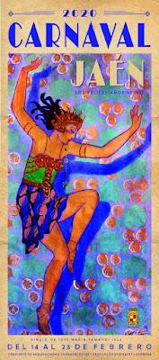 Jaén - Carnaval 2020 - (Bailarinas - 1923) - José Maria Tamayo Serrano