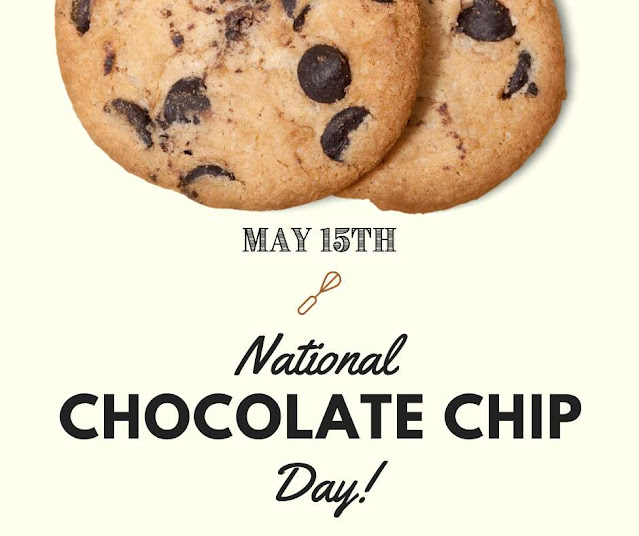 National Chocolate Chip Day Wishes for Instagram