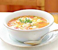 Sup Ikan Bumbu Tomyam