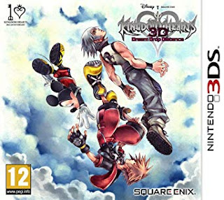 Kingdom Hearts 3D 3DS cia