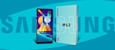 سامسونج تزود Galaxy M12 ببطارية قدرة 7000 ميلي أمبير