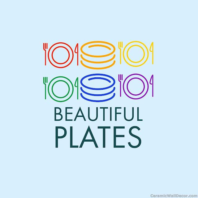Fine ceramic plates