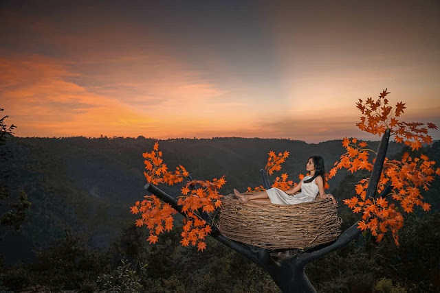 Harga Tiket Masuk Wisata Bukit Mojo Gumelem Jogja