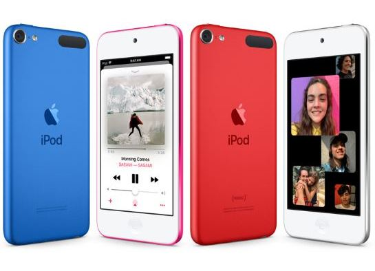 Apple Resmi Rilis iPod Touch Versi Terbaru
