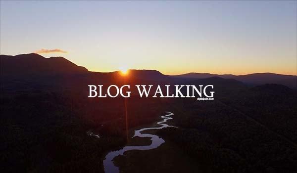 Tanpa Blogwalking Berhenti Saling Mengunjungi Blog