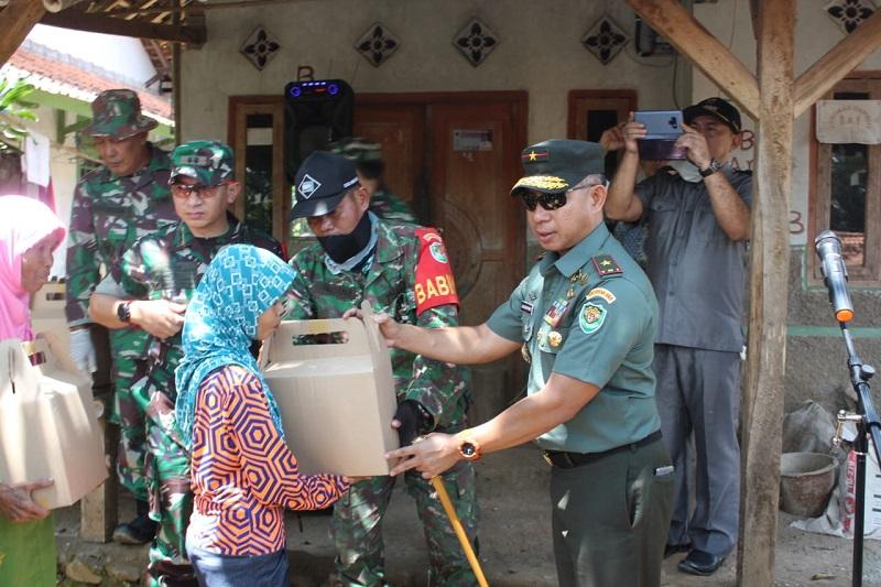 Danrem 061/ Suryakancana: Babinsa Bisa Diandalkan Dalam Situasi Apapun
