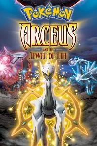 Poster Pokémon: Arceus and the Jewel of Life