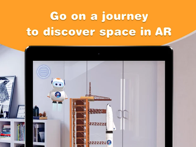 AR-kid: A Good App to Take Your Kids on Virtual Trips to Explore Outer Space