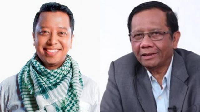 Beri Jawaban kepada Mahfud MD, Romahurmuziy: Itu karena Informasi yang Kurang Lengkap